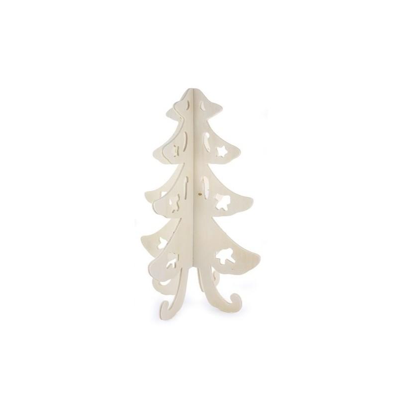 copy of Lot de 5 flocon de neige en carton (MDF) à décorer