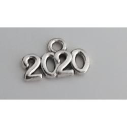 breloque année 2020  X2