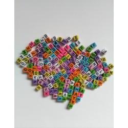 lot perles acryliques...