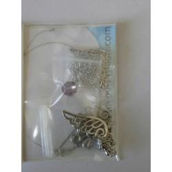 Mini Kit de Bijoux collier ± 48-55cm avec SWAROVSKI ELEMENTS